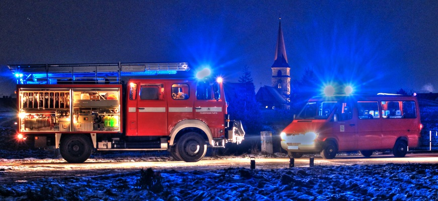 Feuerwehr Fürth-Poppenreuth